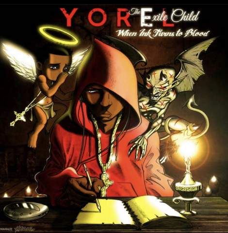 "Hip Hop Sensation Yorel Is Back With ""WHEN INK TURNS TO BLOOD"" 2"