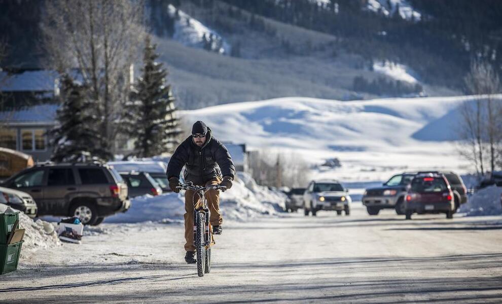 EKIT PLUS Shares the Winter riding maintenance 1