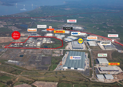 Epta Development Corporation Acquires 100 Acres of Prime Industrial Redevelopment Land near Bristol, England 1