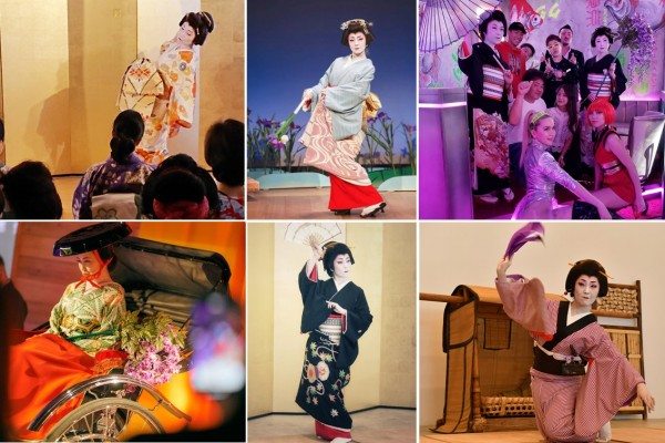 Online traditional Japanese Bon Dance course now available on Udemy 1