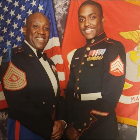 From the United States Marine Corps to a Los Angeles-Based Musician 1