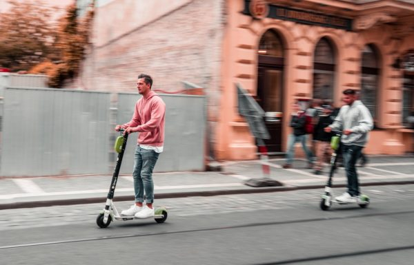 Green Electric Scooters Delivers A Better Way To Commute To Work 1