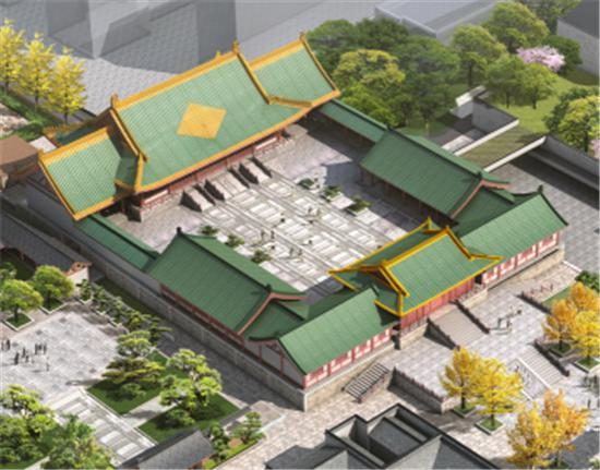Hangzhou to turn palace remains into museum 1
