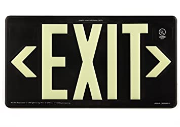 Jessup Manufacturing UL 924 Photoluminescent Exit Signs Offer a Sustainable Option for Builders 1