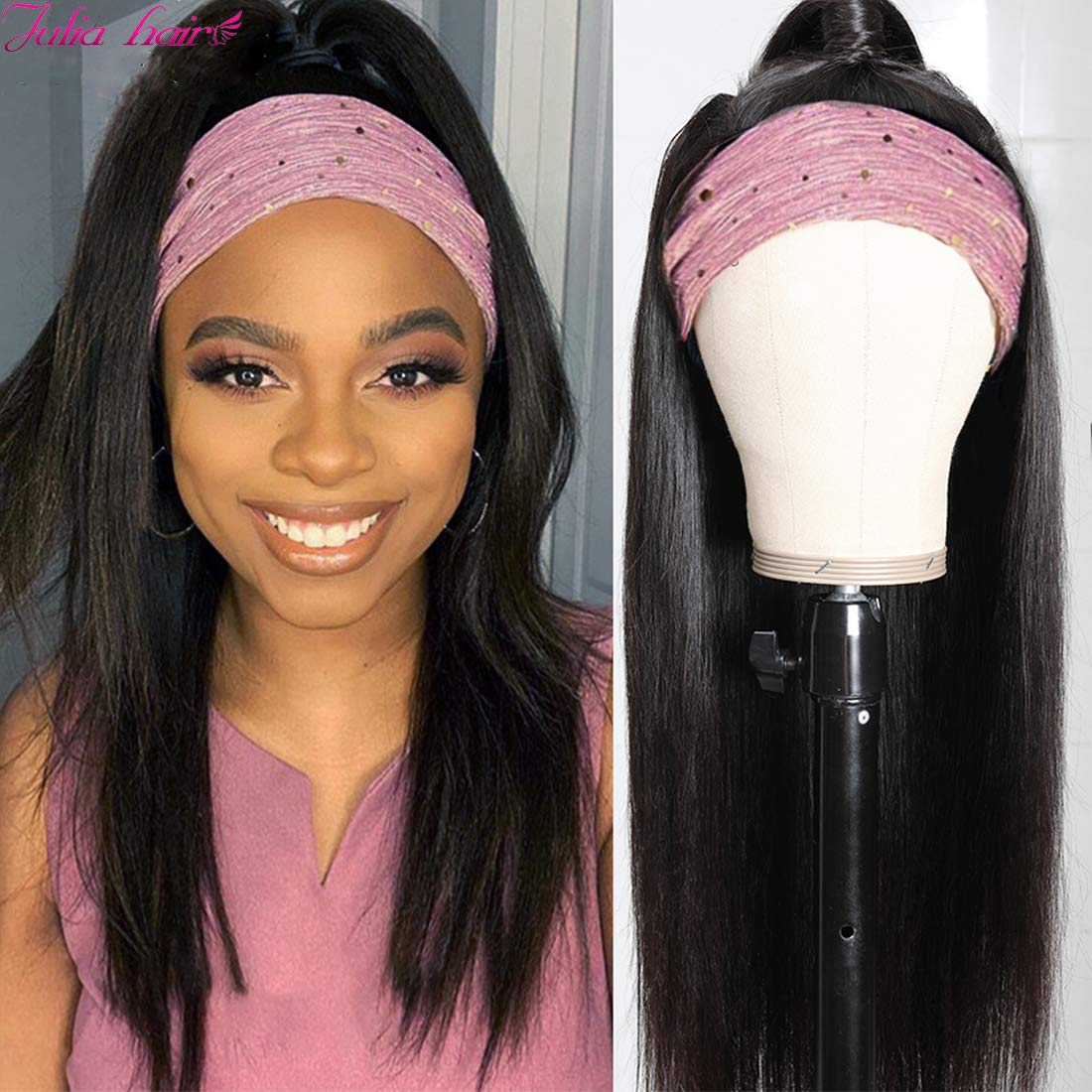 Julia Hair – Look Exceptionally Amazing In Human Hair Wigs 1