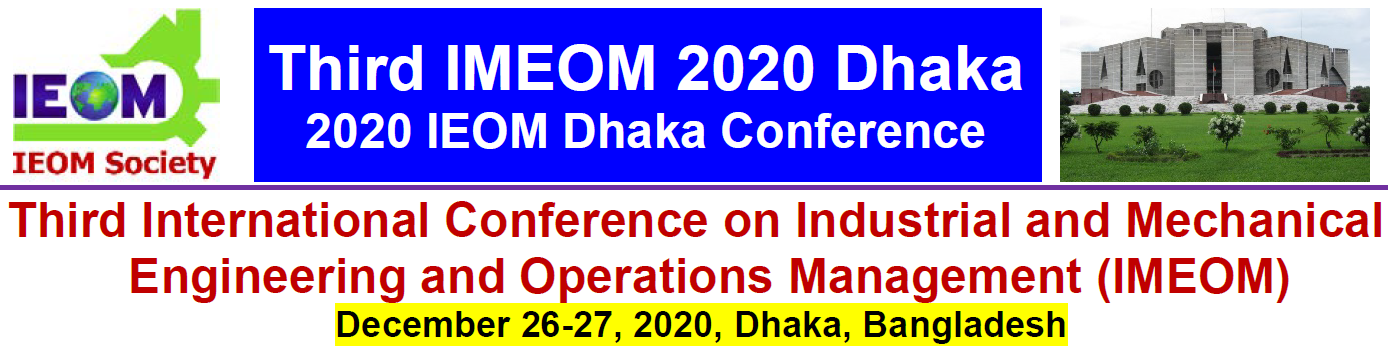 National Business Management Consultant Association to Take Part in The International Conference on Business, Management and Operations Research 1