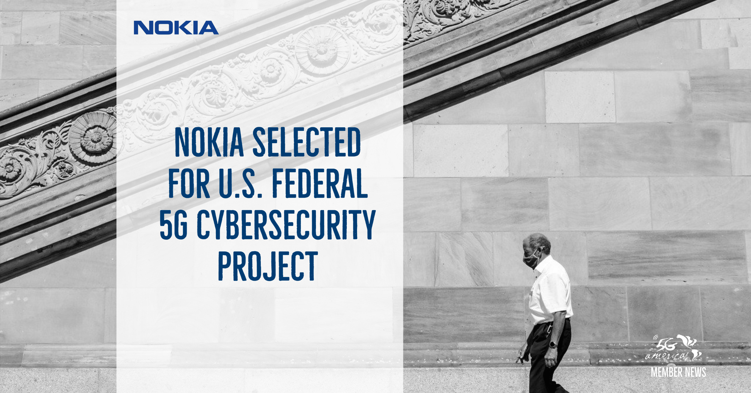 Nokia selected for U.S. Federal 5G Cybersecurity Project 7