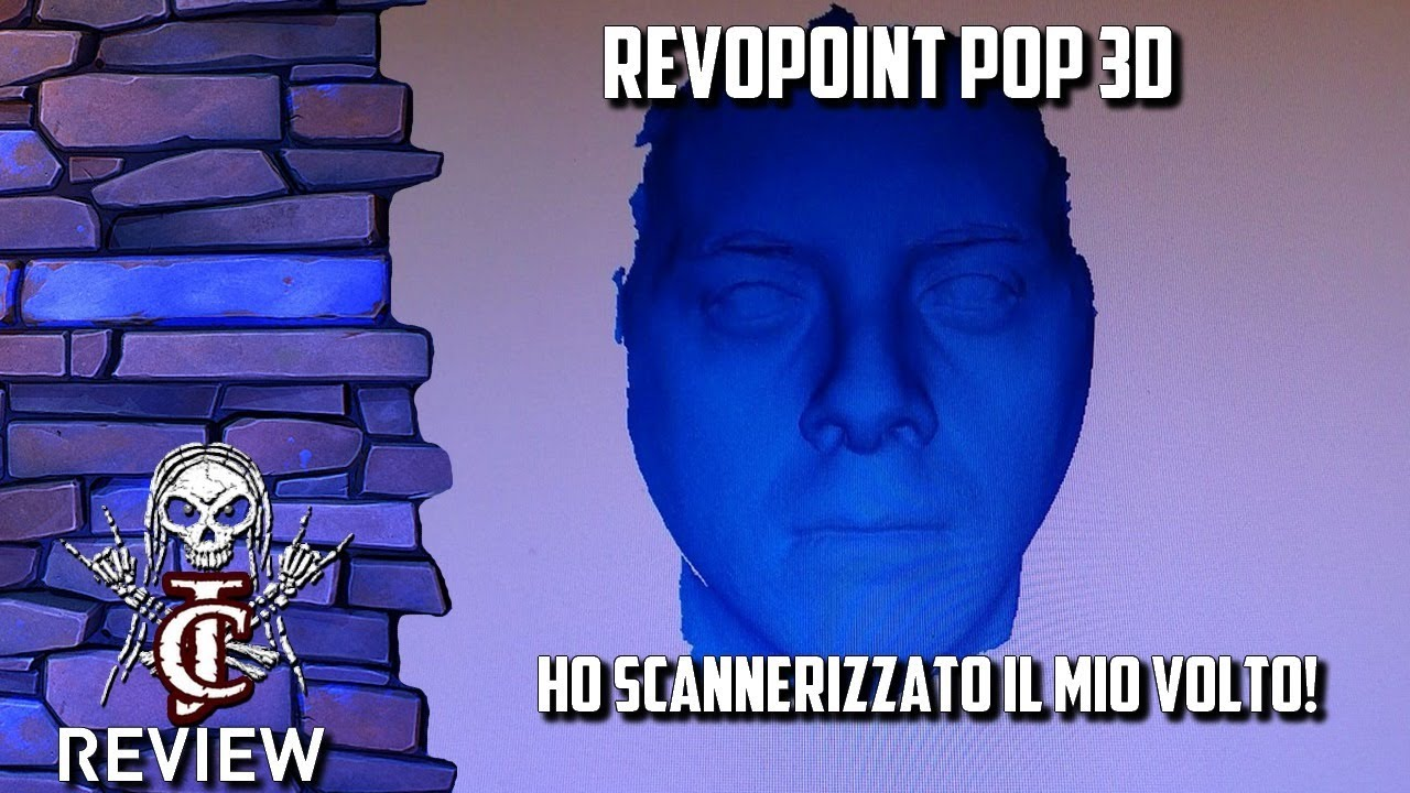 Revopoint Pop: High-Precision 3D Scanner Launched on Kickstarter 1