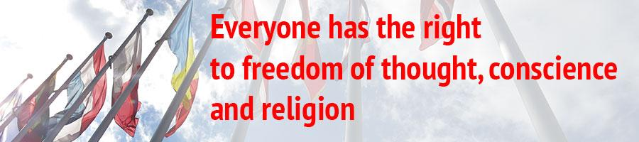 Shincheonji, Prejudice to religion of freedom must be Solved 1