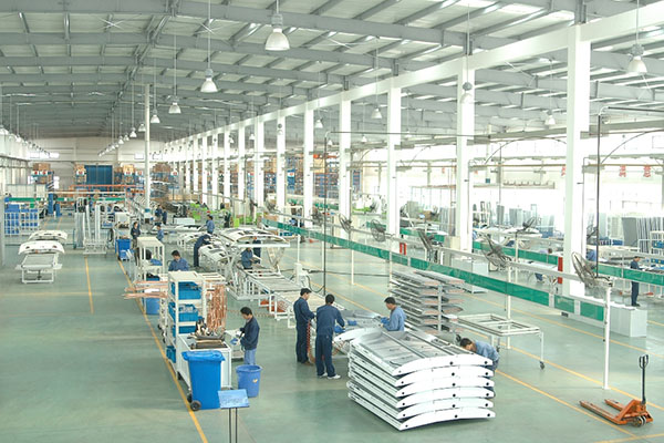 SONGZ Shares its Manufacturing Base and Development 1