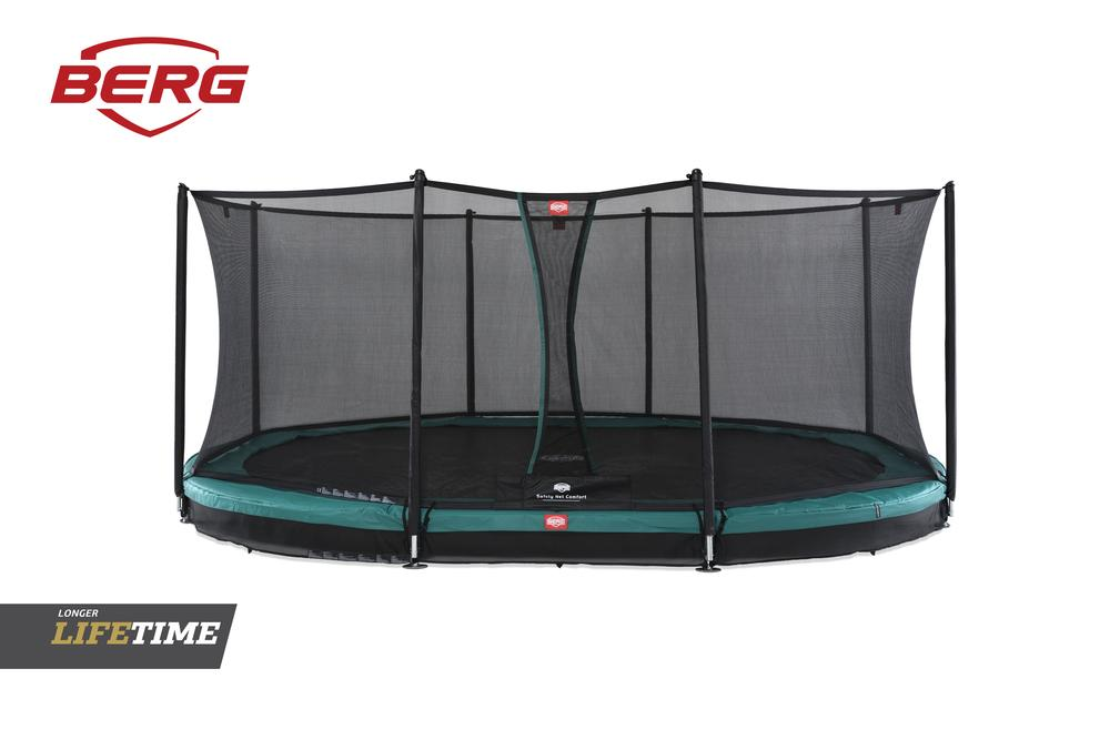 Trampolines Ireland Launches New Berg Trampoline Range for 2021. 1