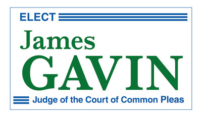 Wyomissing Attorney James Gavin Announces Launch of Campaign for Berks County Judge of the Court of Common Pleas 2