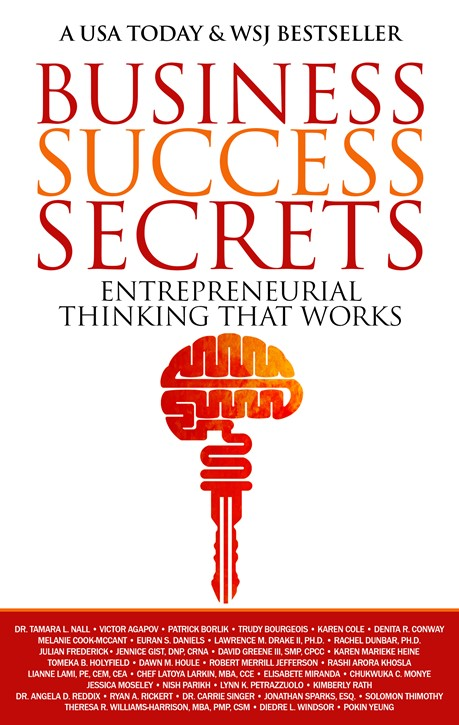 "President and CEO of The Leading Niche Publishes ""Business Success Secrets"" with Some of the Best Kept Entrepreneurial Secrets, and it Soars to the ""USA Today"" and ""The Wall Street Journal"" Bestseller 16"