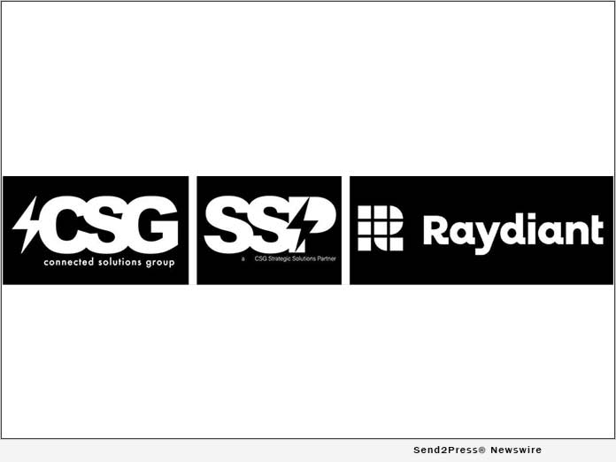 Connected Solutions Group Announces Raydiant as Strategic Solutions Partner 8