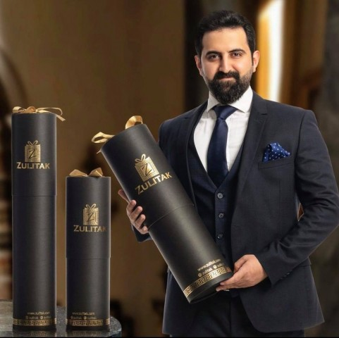 Successful entrepreneur succeeds in reaching more than 30 countries with his one-of-a-kind handmade personalized luxury gift 'Zulitak' 1