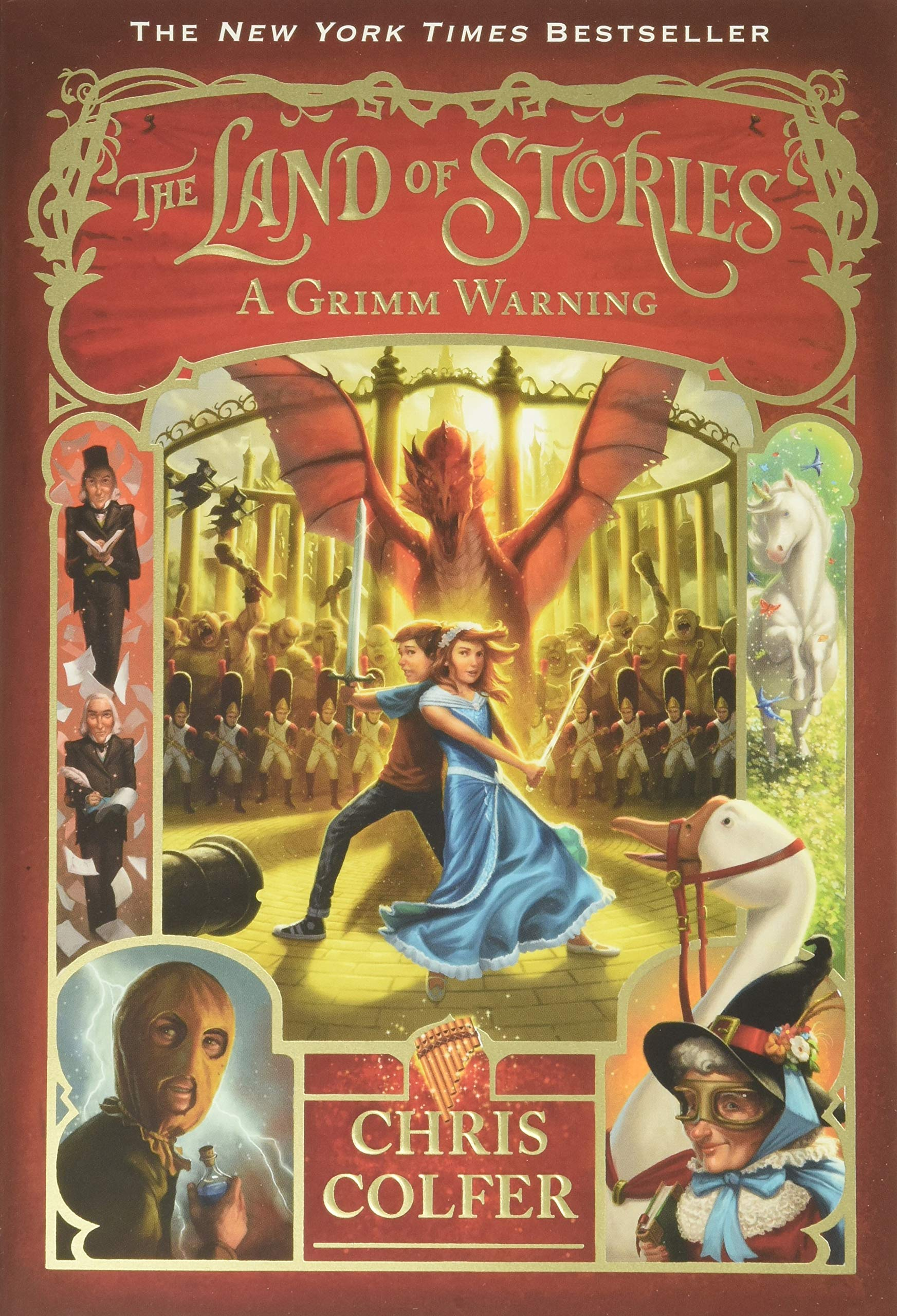 An inspirational book full of classic fairytales: The 12 Labours of Dad and Other Adventures 20