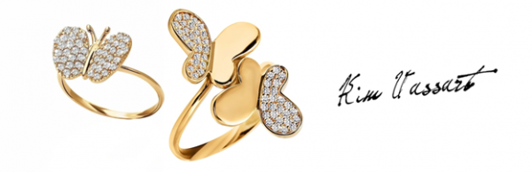 Butterflies & Co. launches its new collection: Poésie 1