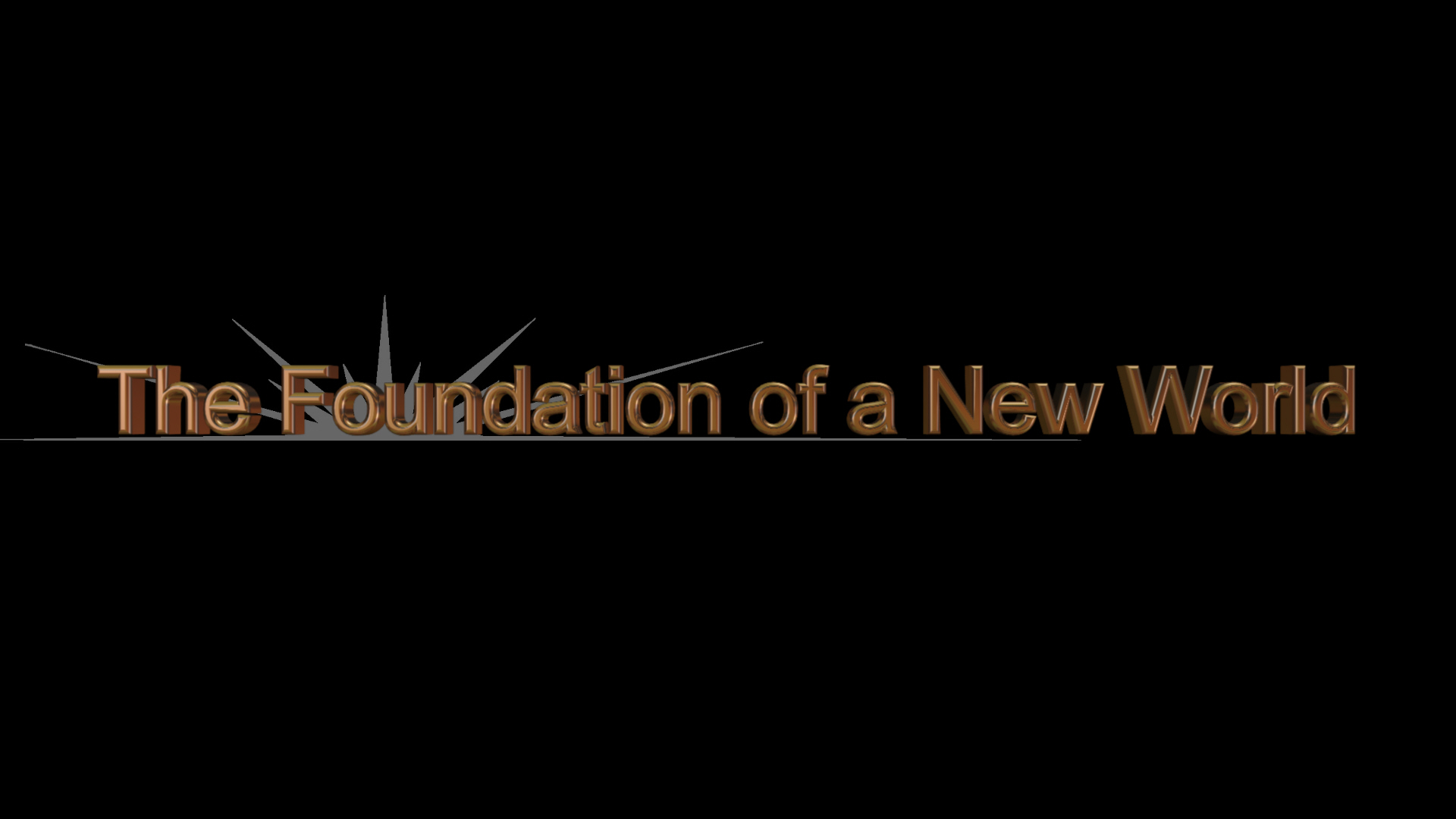The Foundation of a New World, A New Non-Profit, Announces Launch to Overcome Societal Challenges of Poverty, Climate Change, and Exploitation 25