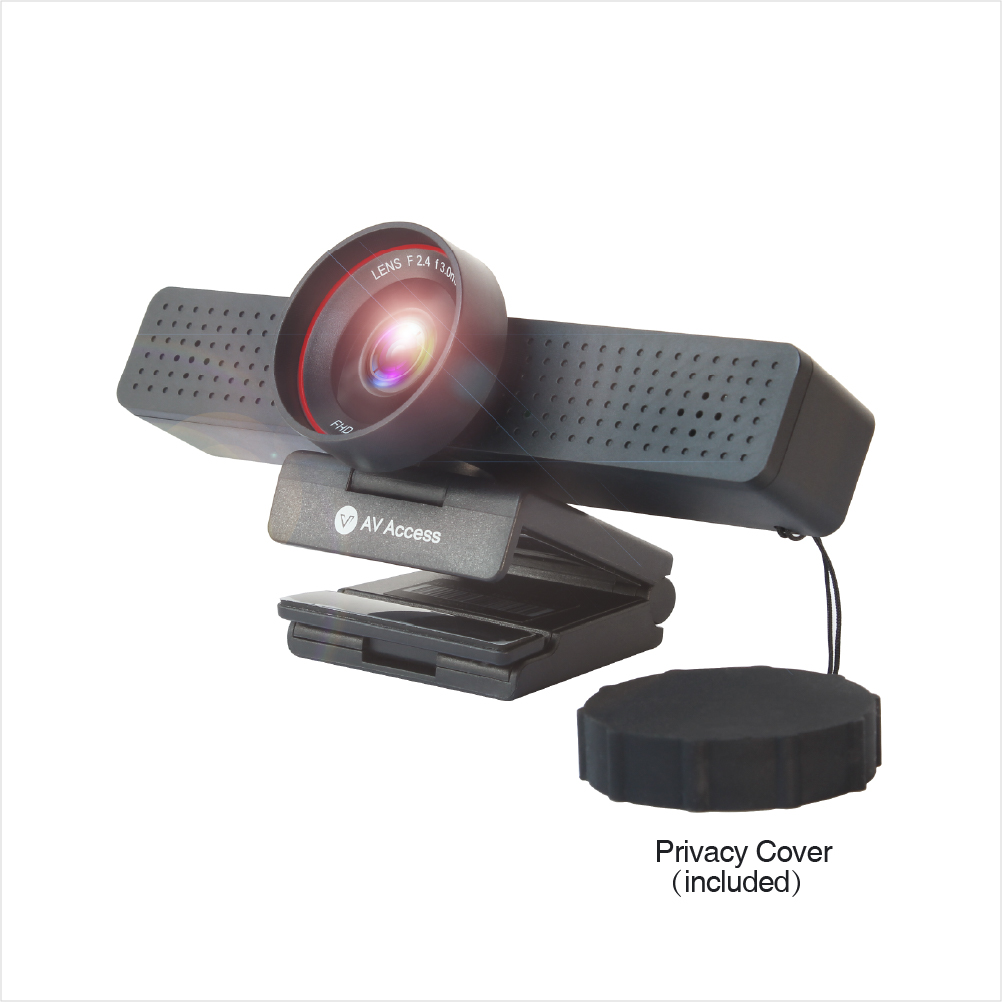 AV Access Introduces BizEye50 1080P Business Webcam for Easier Video Conference in Home Office and Meeting Room 12