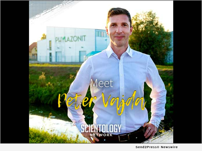 'Restore Our Earth' is the Theme of Earth Day 2021 and the Passion and Way of Life of Scientologist Peter Vajda 10