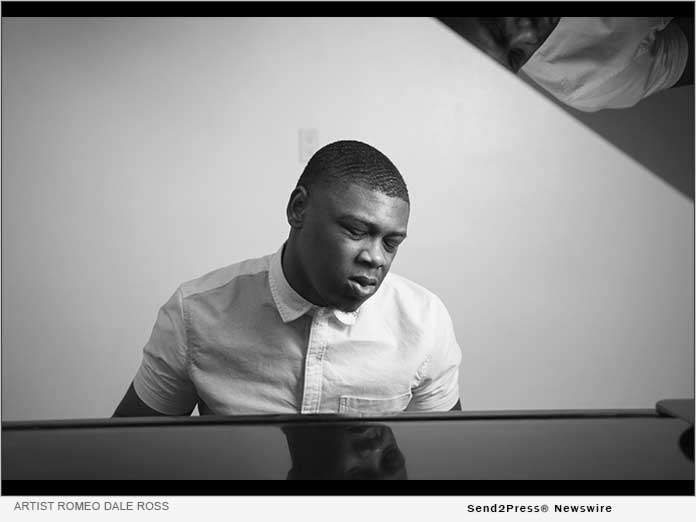 Gifted Artist Romeo Dale Ross Is the Next Great Emerging Musical Talent 2
