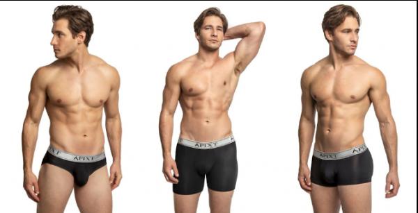 Kickstarter campaign introduces next-gen odor-free, eco-friendly underwear with silver. 22