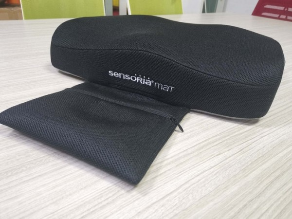 The New Sensor-Infused Insert and First IoT Wheelchair Cushion, Sensoria® Mat Launches Today on Kickstarter 9