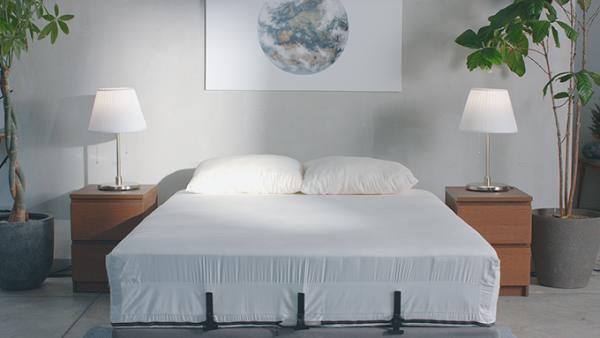 Innovative bedsheet tensioning system promises better sleep – now on Kickstarter 8