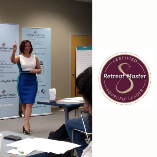 Beverly Visibility Expert Gayle Nowak Earns Retreat Master Certification 12