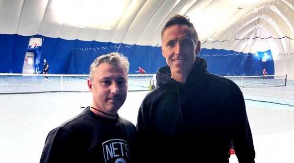 TNNS Pro Announces Steve Nash as Global Brand Ambassador 2