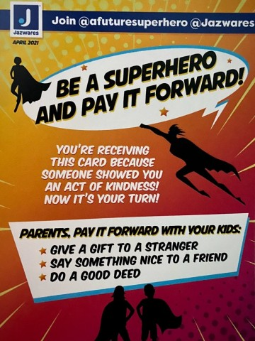 A Future Superhero And Friends Has Teamed up With Jazwares to Encourage Everyone Around to be a Superhero and Pay It Forward 18