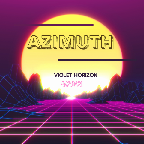 "Violet Horizon To Release New EP ""Azimuth"" On April 20th 1"