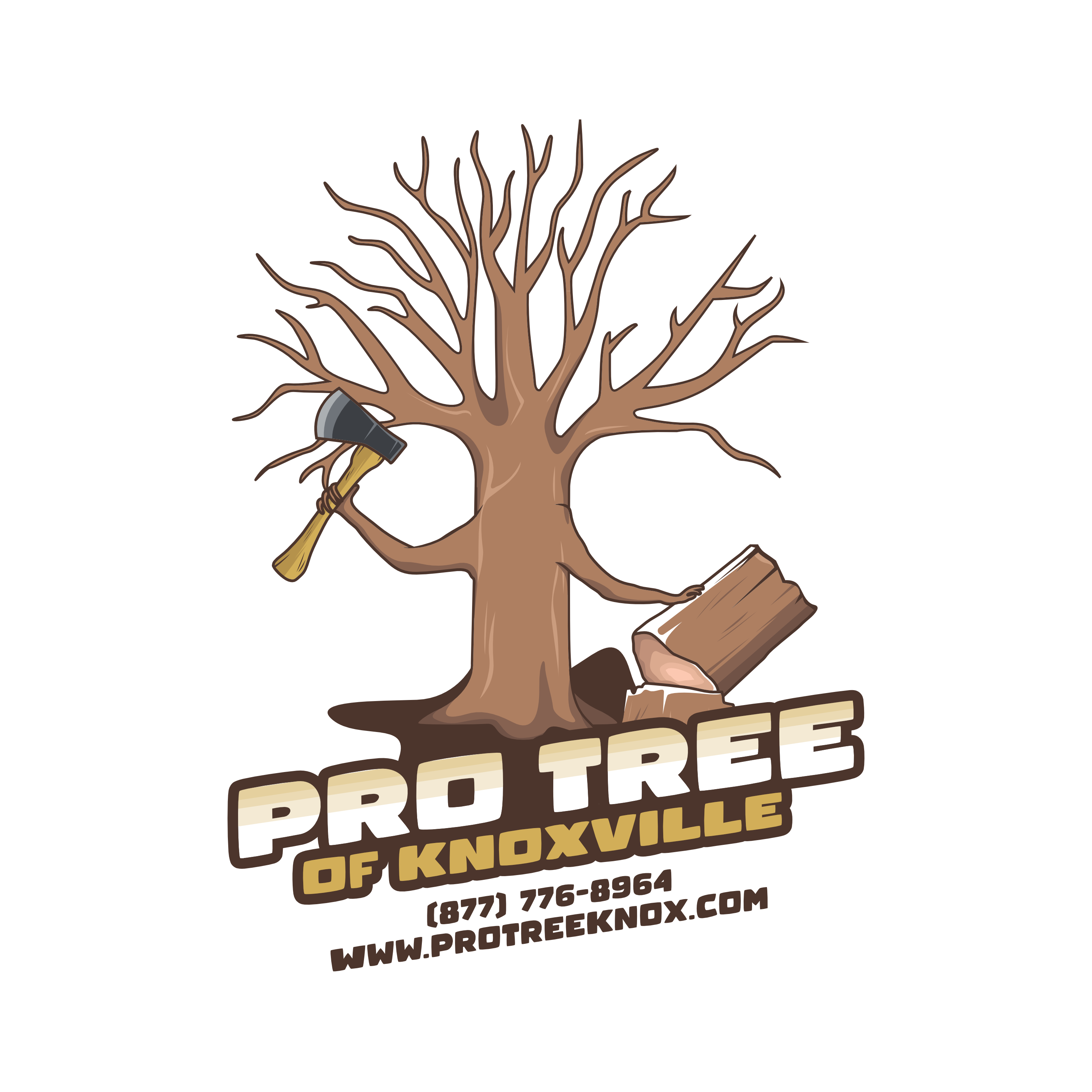 Pro Tree Of Knoxville Announces Tree Removal Services For The Knoxville Area With Certified Arborists And Free Estimates 1