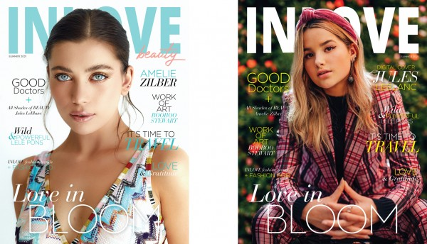 Digital Superstar Lele Pons Rocks the Cover of the INLOVE Magazine's Summer Issue 4