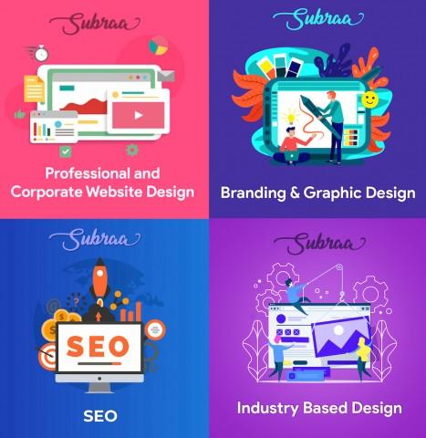 Subraa – The Best Freelance Web Designer And Logo Designer Based In Singapore 2