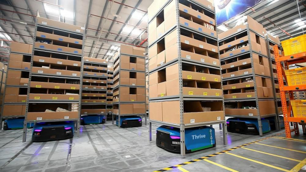 Thrive Cloud Warehouse Logistics Accelerates Business in India and around the world 6