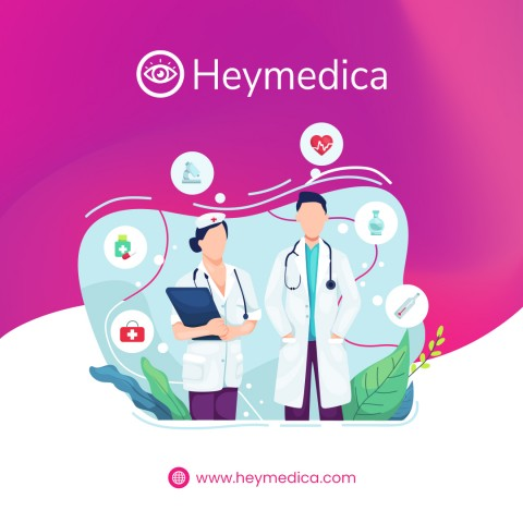 HeyMedica.com: A revolution in the online medical healthcare world is about to happen 4