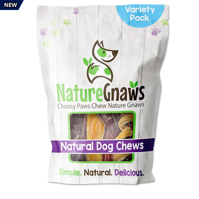 100% Natural Dog Chews Brand, Nature Gnaws Gets to be Sold on Petco.com 1