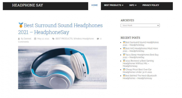 Headphonesay Brings Updated Authentic Information And Valuable Reviews About Headphones For Prospective Buyers 1