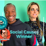 """""""One Meter fifty"""" written by Isaac Bullock and Marlice Baart Wins Best Social Causes Song of 2020 at the International Songwriting Competition"""