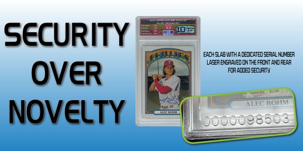 Elite Card Grading Disrupts The Sports Collection Market With Their Card Slabs Feature 1