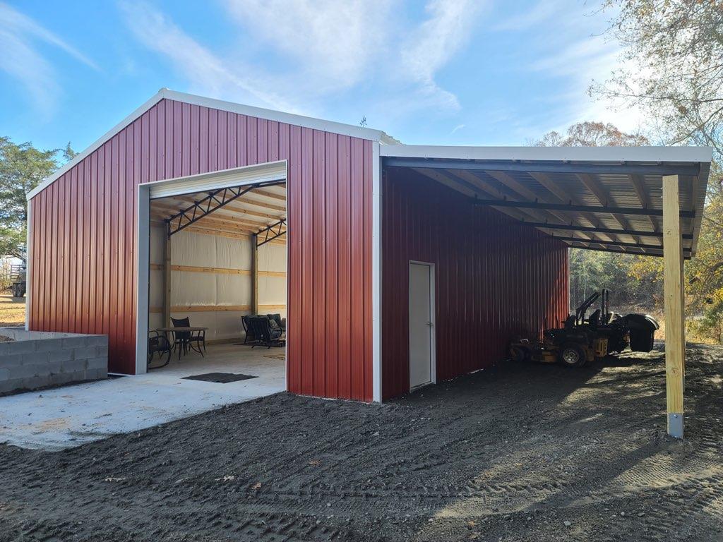 Pole Barn Kits Now Serving Alabama 2