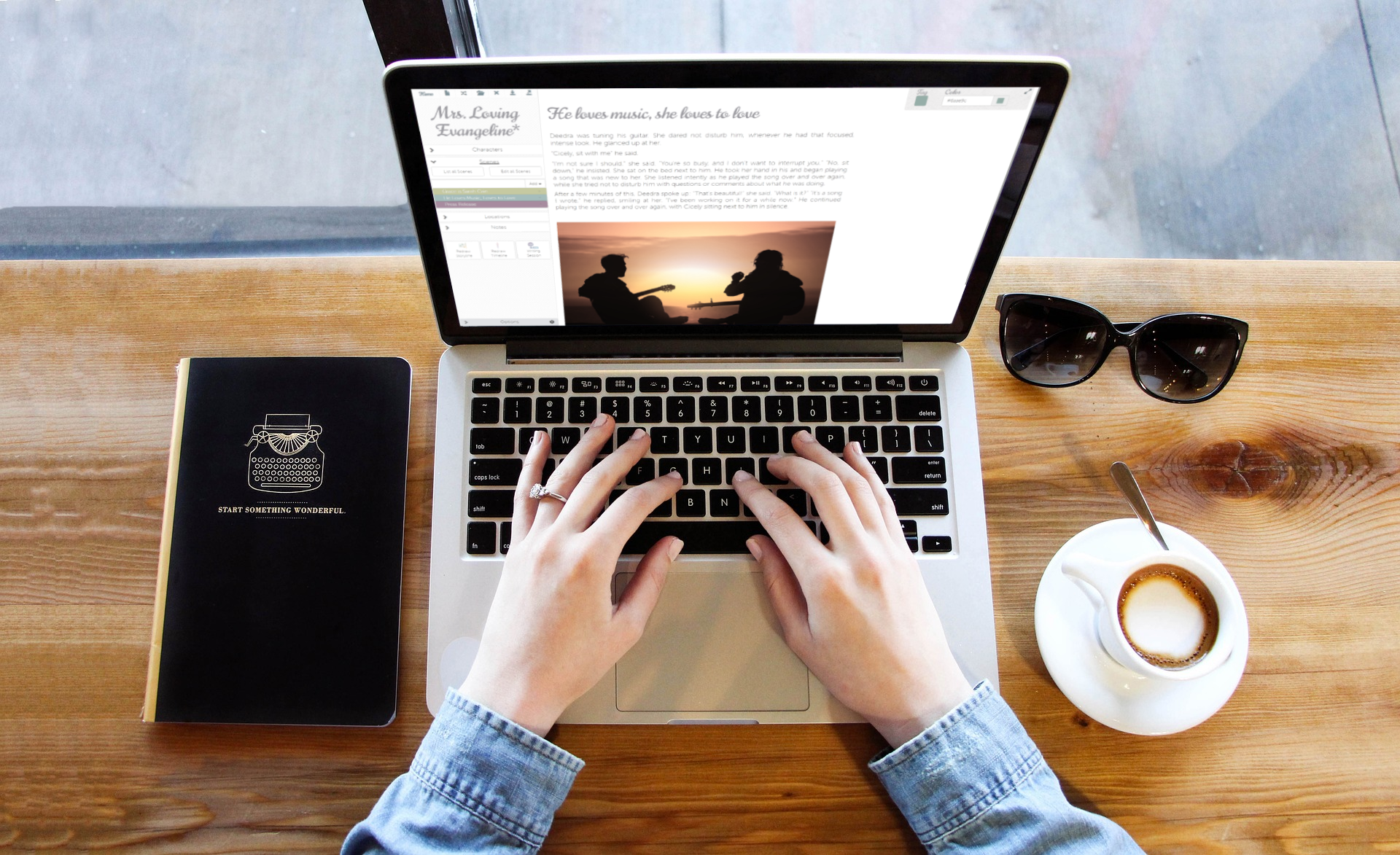 A Maverick Tool for Writers, Storyline Creator Gets More Powerful with New AI-Based Features 7
