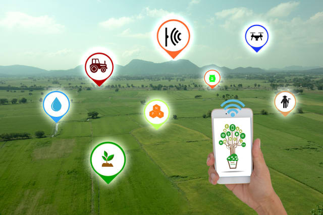 Connected Agriculture Market to Eyewitness Massive Growth by 2025 | Microsoft, IBM, Trimble 1