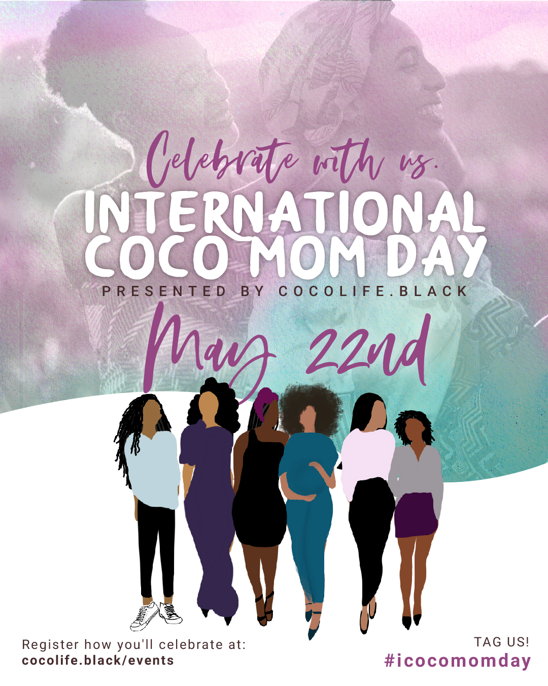 Cocolife.black Declares May 22 As International Coco Mom Day 1