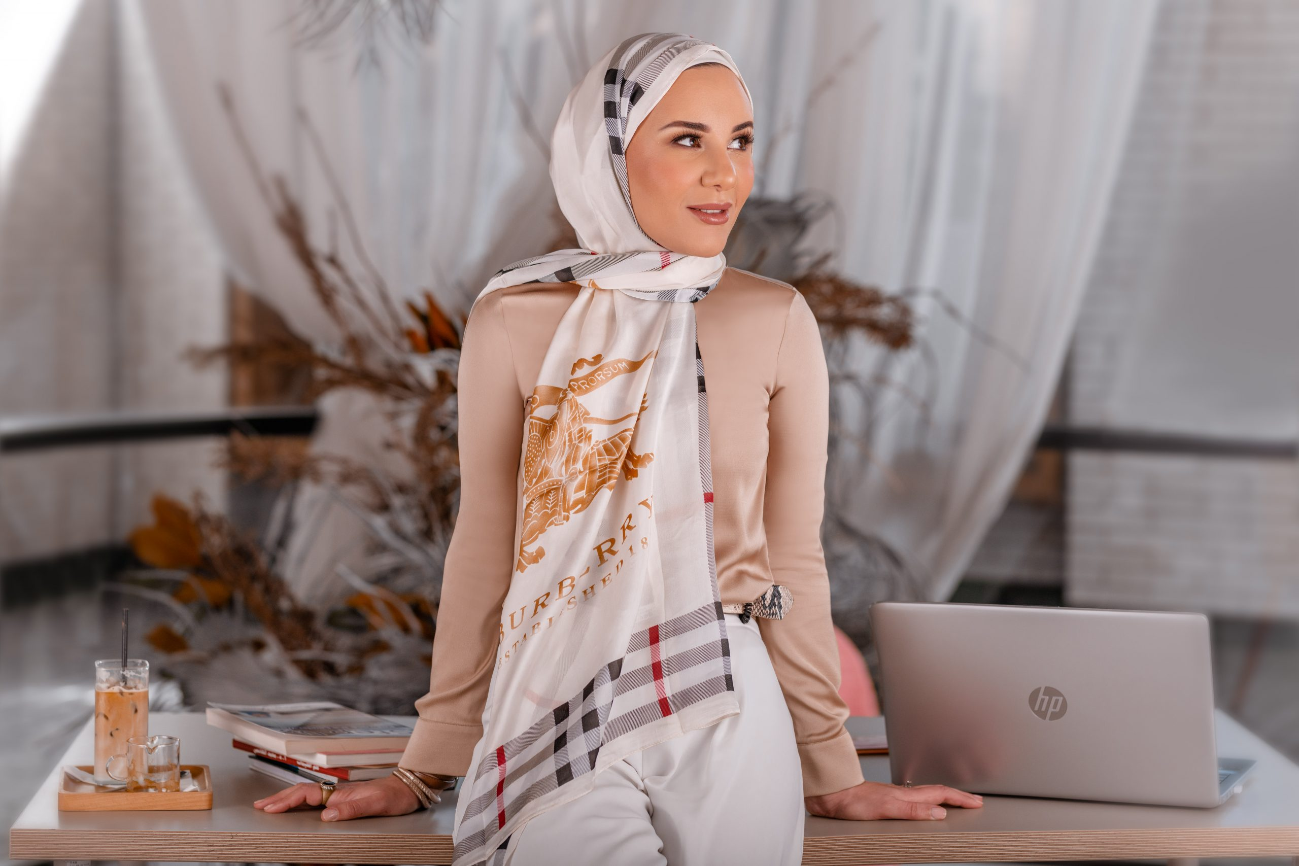 Muslim moms struggle to find a home in mainstream wellness community. 1