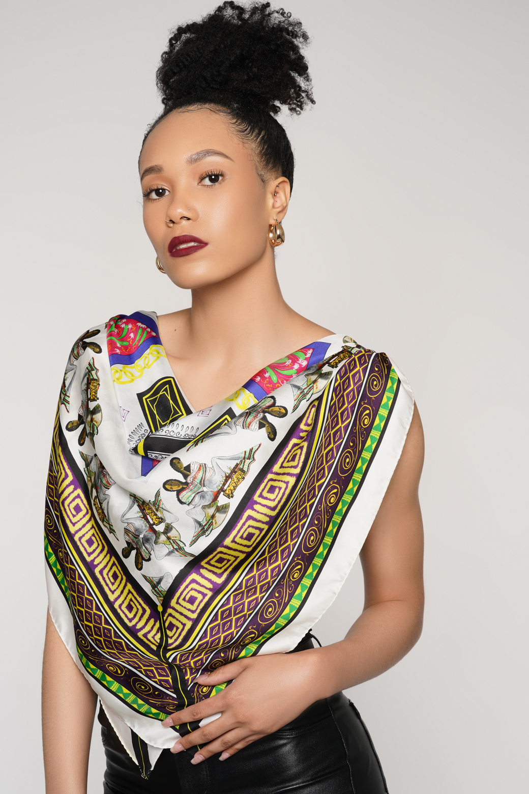 Silks Of Sheba Announces Physical Stores in South Africa and New York For Its African-inspired Scarf Designs 1
