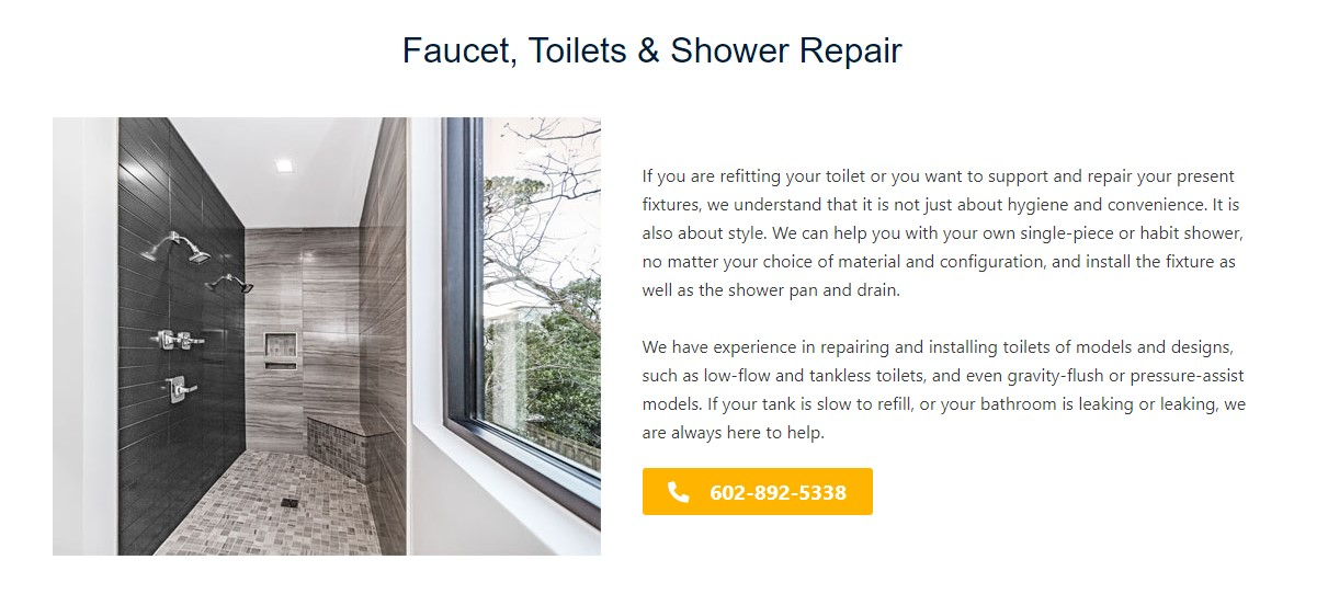 Einstein's Home Services' Professional Plumbers Approach Any Faucet Repair Problem 1