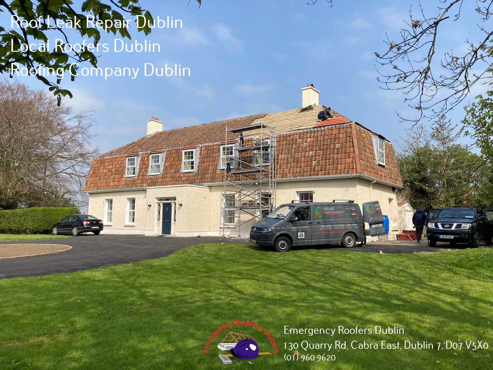 Emergency Roofers Dublin Officially Opens A New Business Profile On Google, Roof Repairs Dublin (Emergency Roofers Dublin), To Service Dublin 1 and Surrounding Areas 1