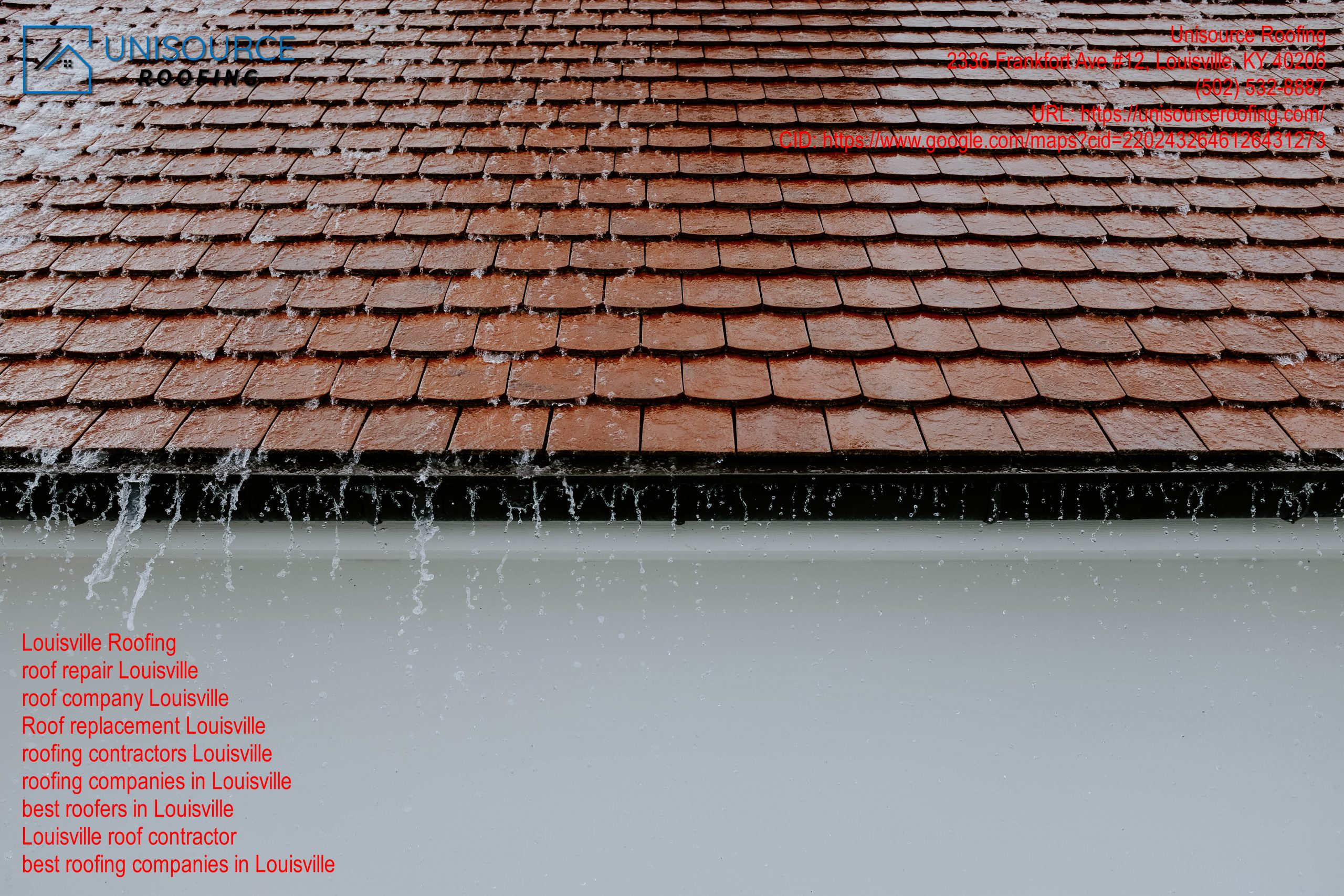 Unisource Roofing Announces Their Roofing 101 Page 1